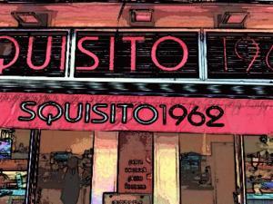 Squisito 1962 take away for Arredamenti fuorigrotta